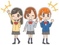 養護教諭になりたい女子高校生